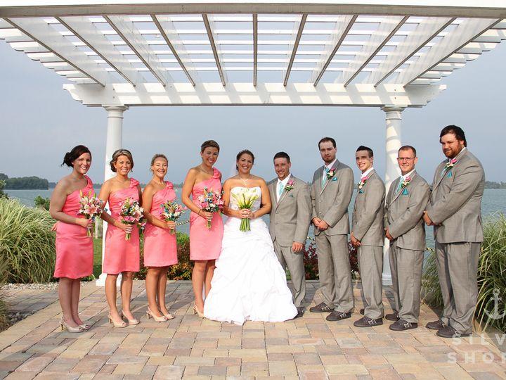 Tmx 1448495995395 Silver Shores Wedding Banquet Catering Hall Detroi Wyandotte, MI wedding catering
