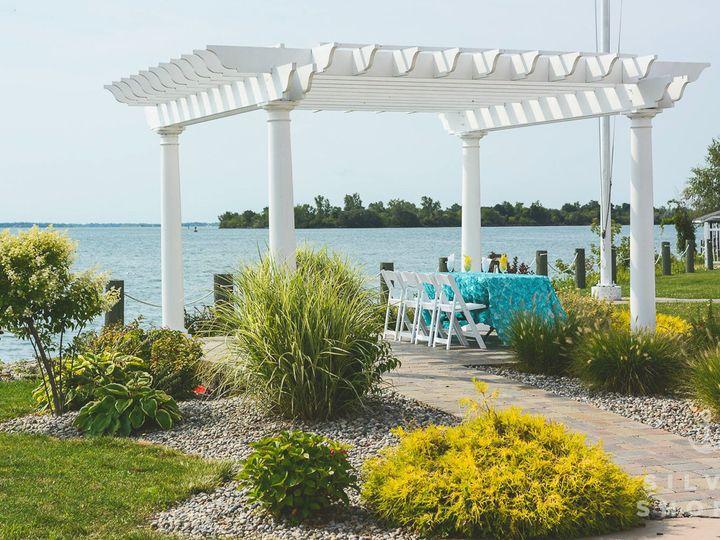 Tmx 1451930040121 Silver Shores Wedding Banquet Catering Hall Detroi Wyandotte, MI wedding catering