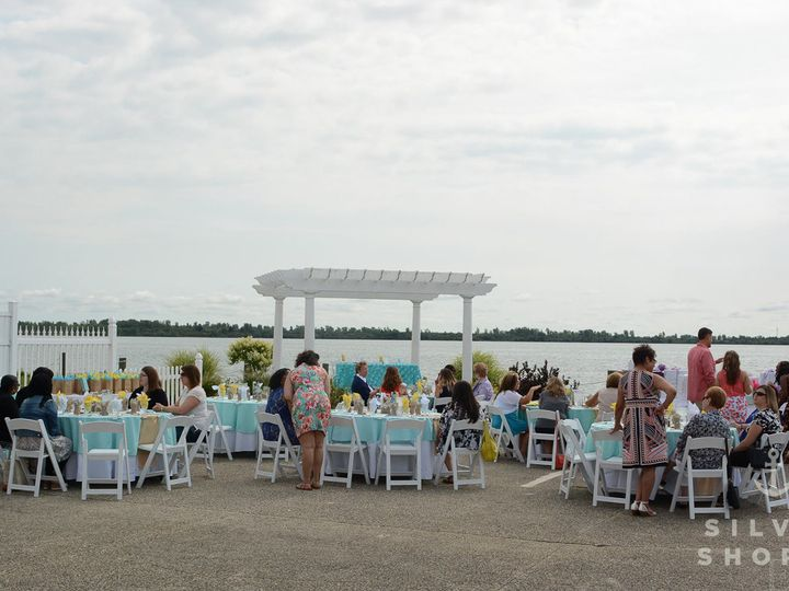 Tmx 1451930048446 Silver Shores Wedding Banquet Catering Hall Detroi Wyandotte, MI wedding catering