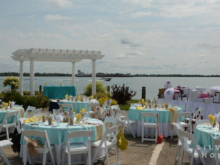 Tmx 1451930055757 Silver Shores Wedding Banquet Catering Hall Detroi Wyandotte, MI wedding catering