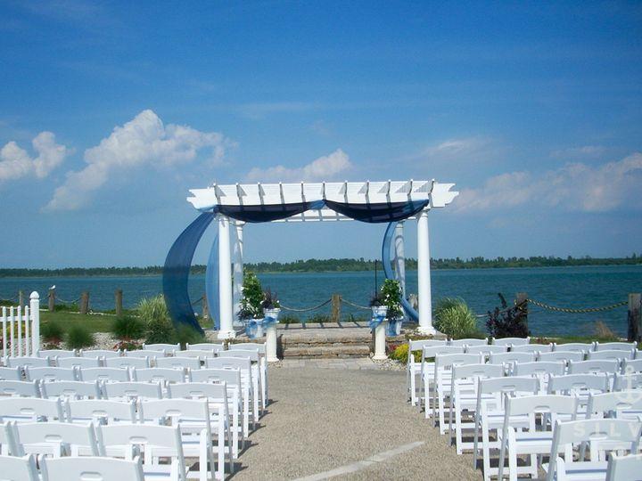 Tmx 1451930076830 Silver Shores Wedding Banquet Catering Hall Detroi Wyandotte, MI wedding catering