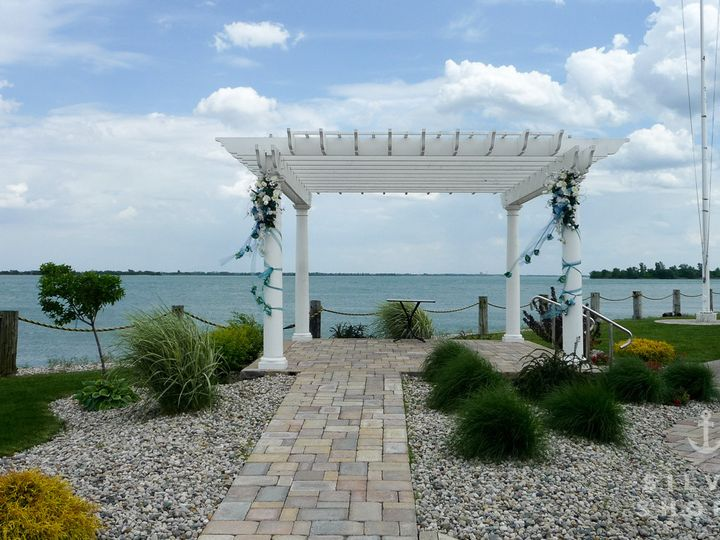 Tmx 1451930120714 Silver Shores Wedding Banquet Catering Hall Detroi Wyandotte, MI wedding catering