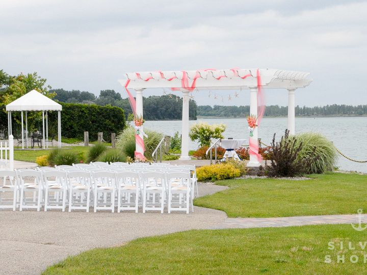 Tmx 1451930166360 Silver Shores Wedding Banquet Catering Hall Detroi Wyandotte, MI wedding catering