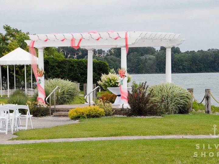 Tmx 1451930181790 Silver Shores Wedding Banquet Catering Hall Detroi Wyandotte, MI wedding catering
