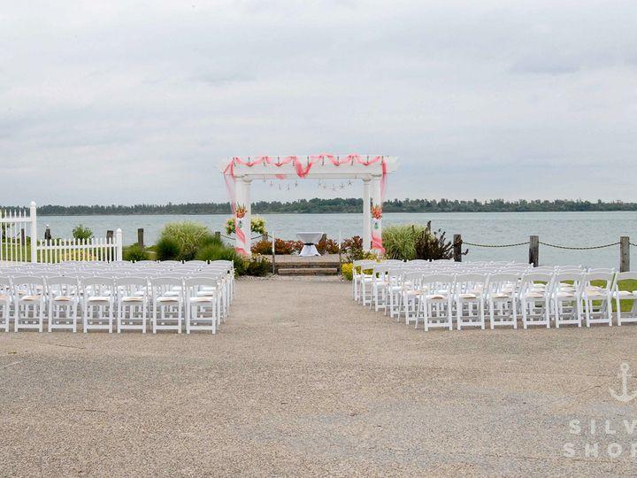 Tmx 1451930188637 Silver Shores Wedding Banquet Catering Hall Detroi Wyandotte, MI wedding catering
