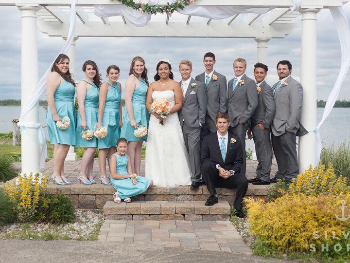Tmx 1451930243794 Silver Shores Wedding Banquet Catering Hall Detroi Wyandotte, MI wedding catering