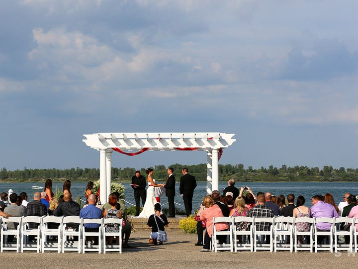 Tmx 1451930279727 Silver Shores Wedding Banquet Catering Hall Detroi Wyandotte, MI wedding catering