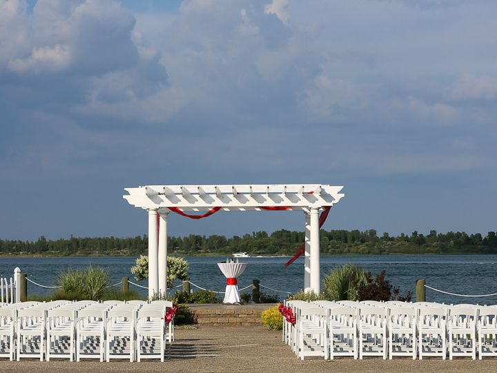 Tmx 1451930286519 Silver Shores Wedding Banquet Catering Hall Detroi Wyandotte, MI wedding catering