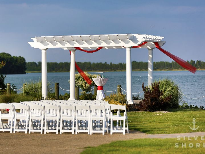 Tmx 1451930294583 Silver Shores Wedding Banquet Catering Hall Detroi Wyandotte, MI wedding catering