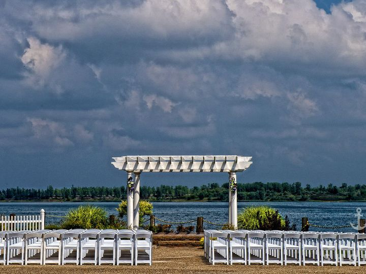 Tmx 1451930318379 Silver Shores Wedding Banquet Catering Hall Detroi Wyandotte, MI wedding catering