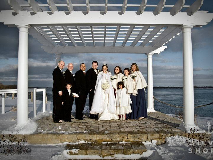 Tmx 1451930331390 Silver Shores Wedding Banquet Catering Hall Detroi Wyandotte, MI wedding catering