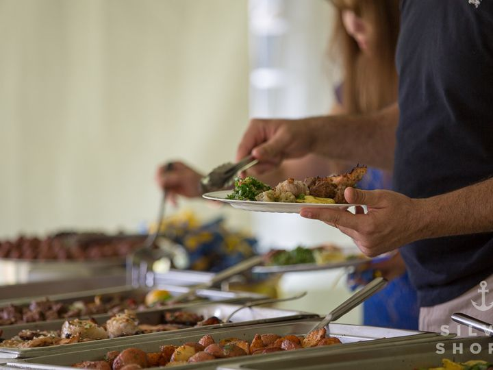 Tmx 1451931418049 Silver Shores Wedding Banquet Catering Hall Detroi Wyandotte, MI wedding catering