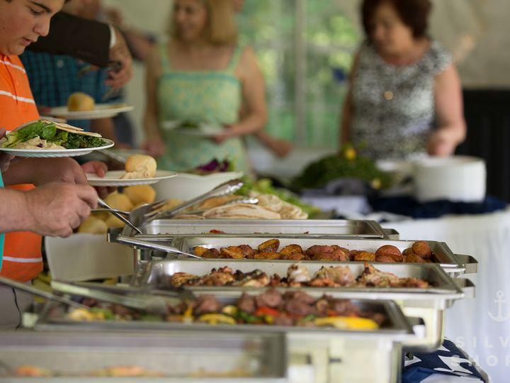 Tmx 1451931424739 Silver Shores Wedding Banquet Catering Hall Detroi Wyandotte, MI wedding catering