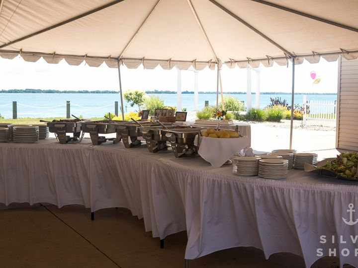 Tmx 1451931506803 Silver Shores Wedding Banquet Catering Hall Detroi Wyandotte, MI wedding catering