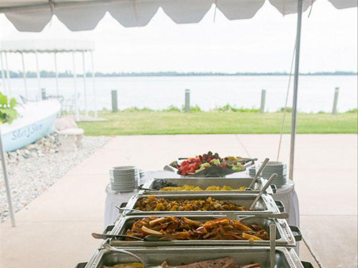 Tmx 1451931569182 Silver Shores Wedding Banquet Catering Hall Detroi Wyandotte, MI wedding catering