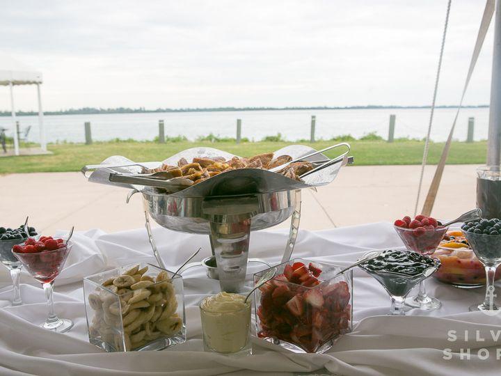 Tmx 1451931576165 Silver Shores Wedding Banquet Catering Hall Detroi Wyandotte, MI wedding catering