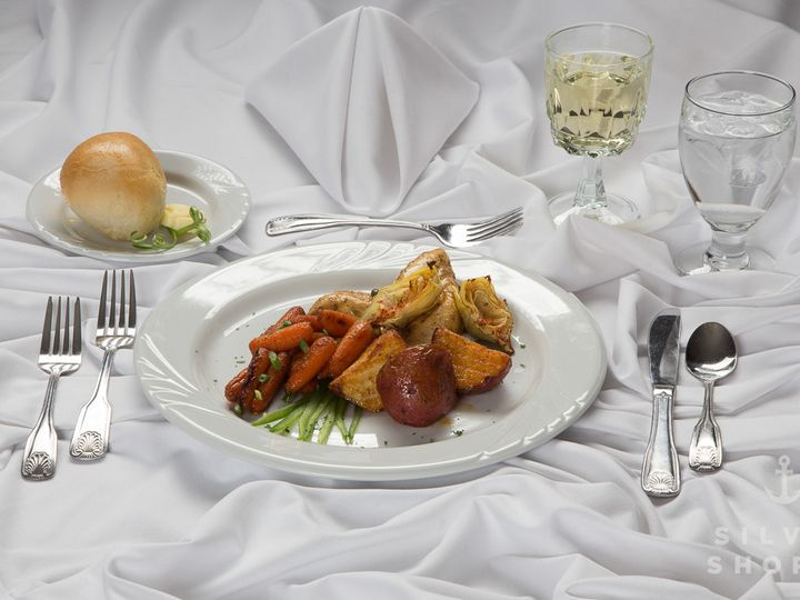 Tmx 1451931639313 Silver Shores Wedding Banquet Catering Hall Detroi Wyandotte, MI wedding catering