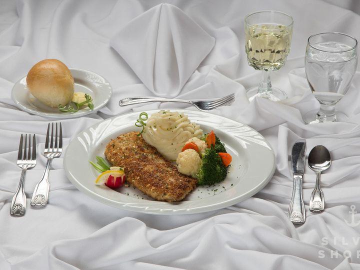 Tmx 1451931650243 Silver Shores Wedding Banquet Catering Hall Detroi Wyandotte, MI wedding catering