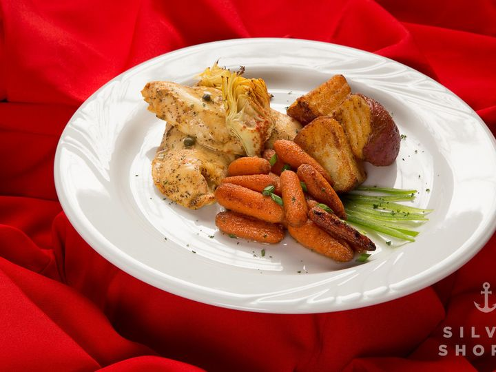 Tmx 1451931665506 Silver Shores Wedding Banquet Catering Hall Detroi Wyandotte, MI wedding catering