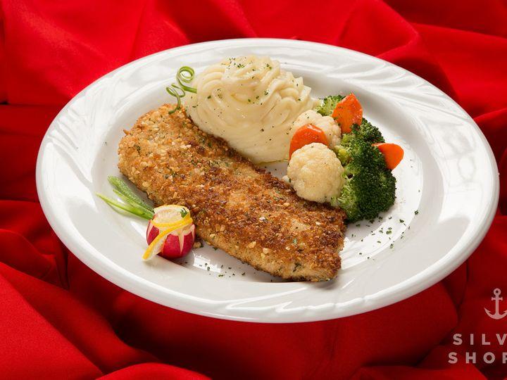Tmx 1451931673997 Silver Shores Wedding Banquet Catering Hall Detroi Wyandotte, MI wedding catering