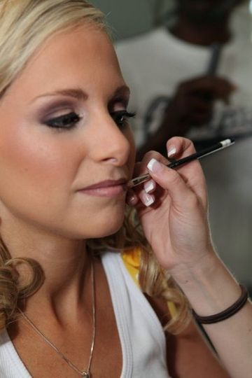 Perfecting the lips