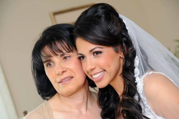 mother and bride