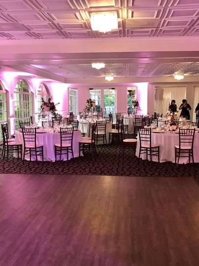 Half ballroom