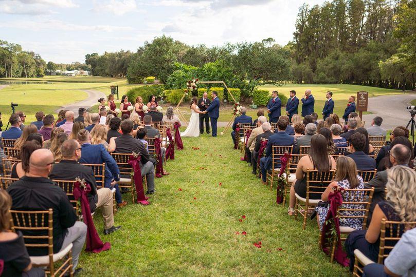 Option 1 Wedding Outdoor