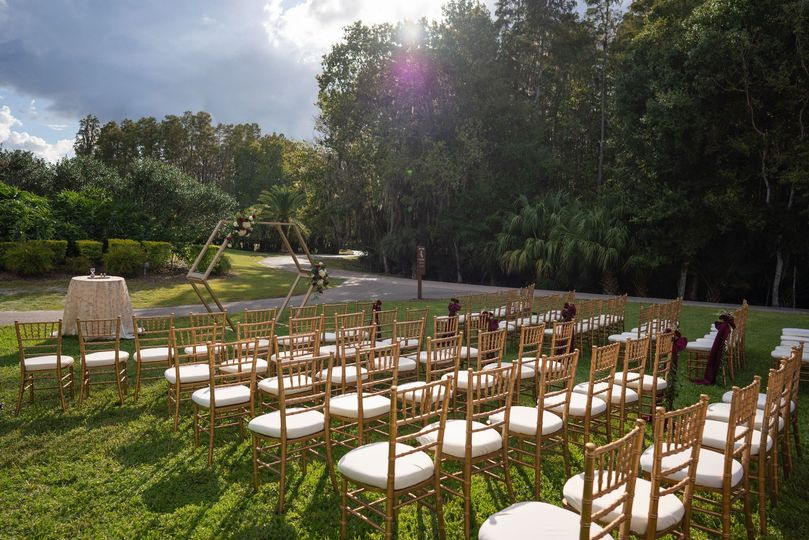 Option 1 Wedding Outdoor