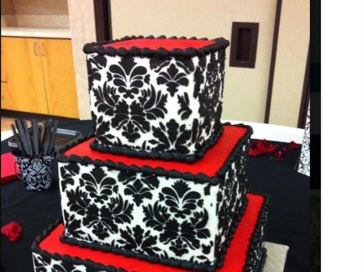 Tmx Cake 51 404397 North Richland Hills, Texas wedding cake