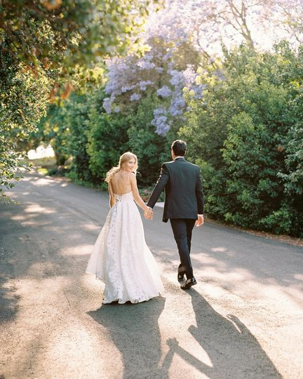 Summer Wedding at Quail Ranch