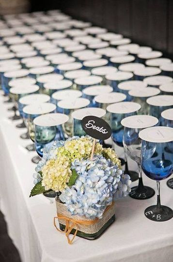 Wine Glass Favors