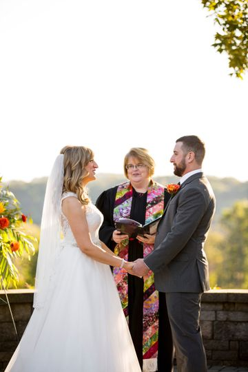 A TYPICAL CEREMONY SCENE