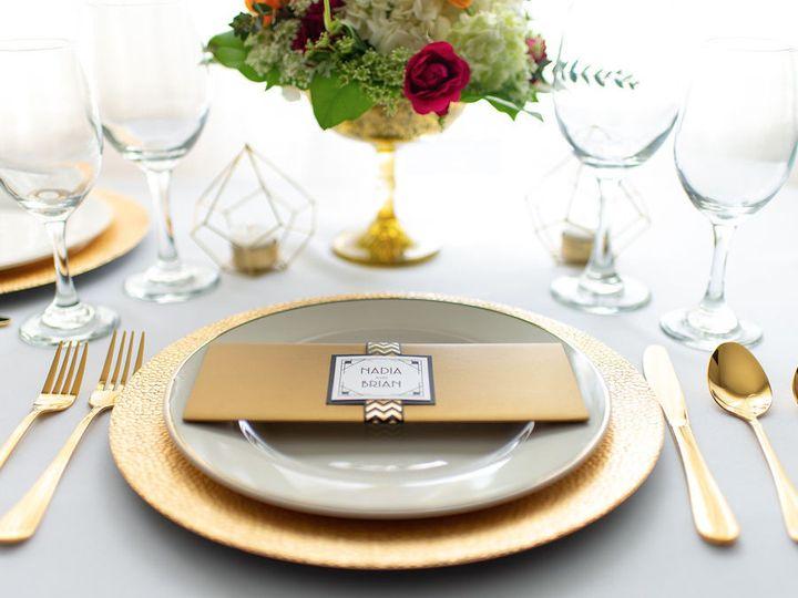 Tmx Chanson Mariela Fb 5 Of 15 51 1045397 1569349467 North Brunswick, NJ wedding invitation