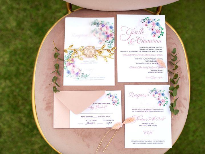 Tmx I Xtmfdqh X3 27 51 1045397 1569352533 North Brunswick, NJ wedding invitation