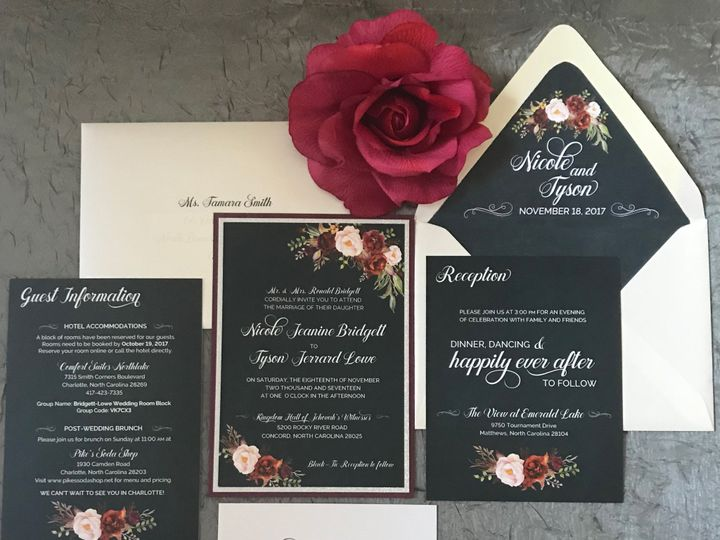 Tmx Nicoletysonsuite Revised 51 1045397 1569349512 North Brunswick, NJ wedding invitation