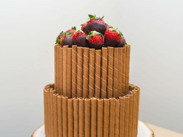 Tmx 1488386037841 8w2a4545cropped Kansas City, Missouri wedding cake