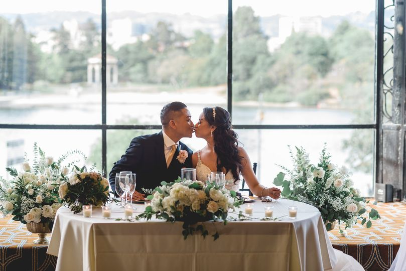 Go Wedding Receptions | The Terrace Room At Lake Merritt Venue Oakland Ca Weddingwire