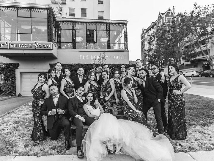 Tmx Go Wedding Party 186 51 126397 V1 Oakland, California wedding venue