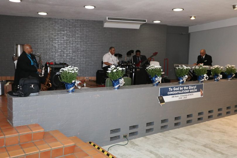 Music in the Lower Lounge