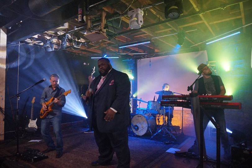 Reverend O & The Barnburners