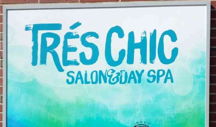 Salon Tres Chic and Day Spa