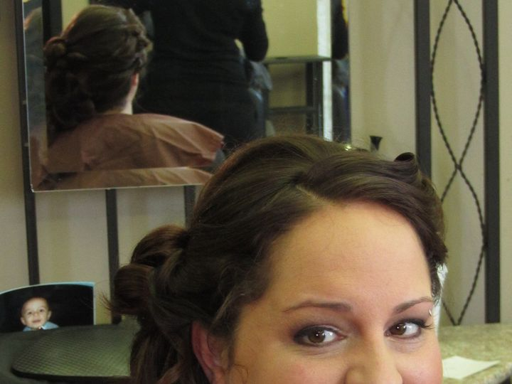 Tmx 1439576220381 2011 Salon Wedding 105 Agawam wedding beauty