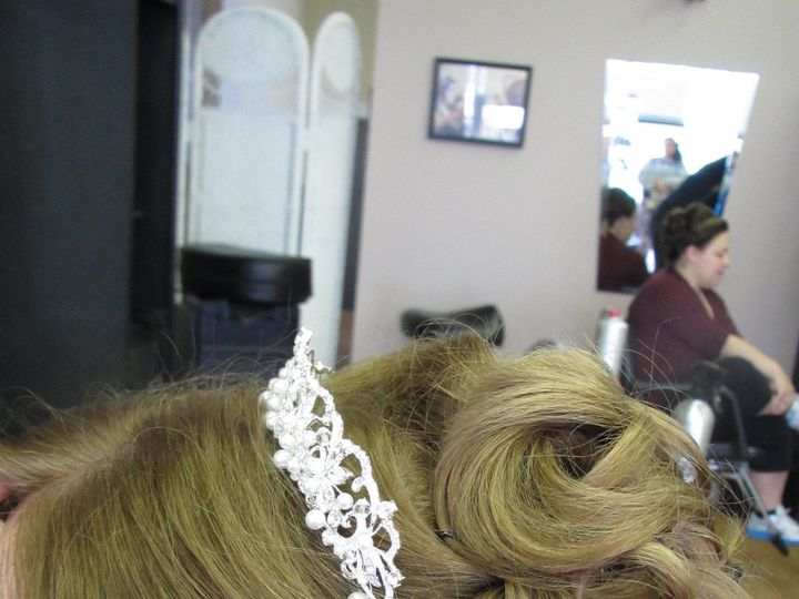 Tmx 1439576339085 2011 Salon Wedding 131 Agawam wedding beauty