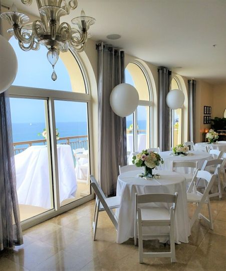 Penthouse Wedding