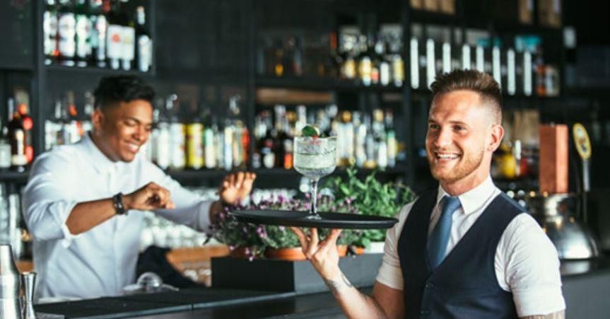 Bartender & Server