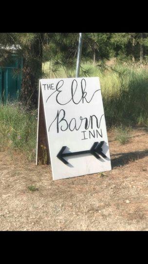 Destination Elk Barn!