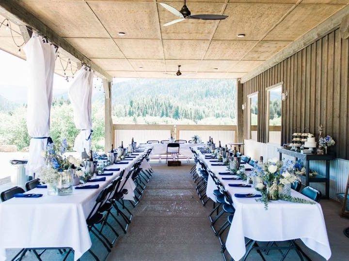 Tmx Elk Barn 1 51 1069397 1560359925 Heron, MT wedding venue