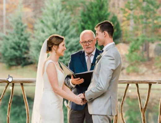 Sealing the marriage union