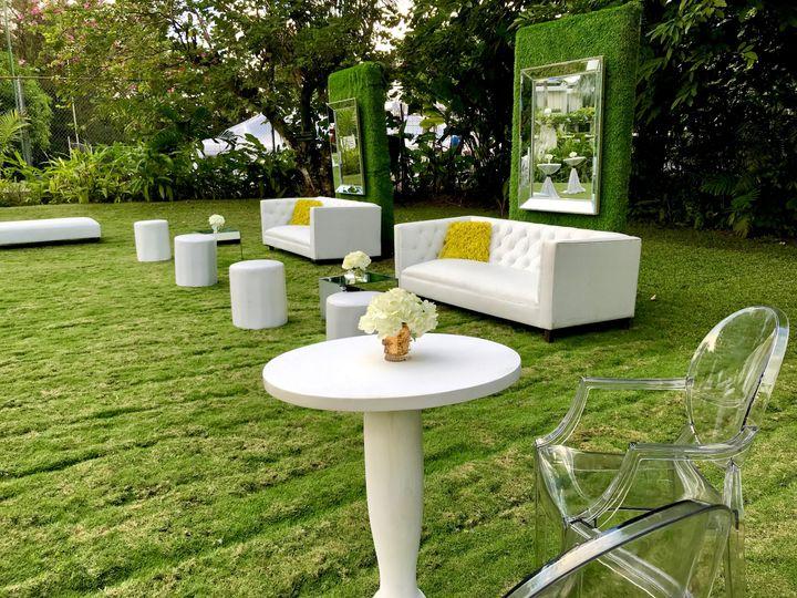 The Royal Palm Lawn